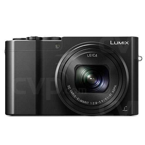 DMC-TZ100 Lumix 20.1 MP Black