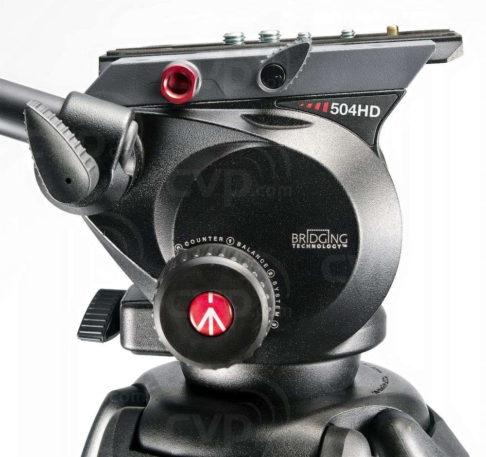 504HD Pro Video Head 75