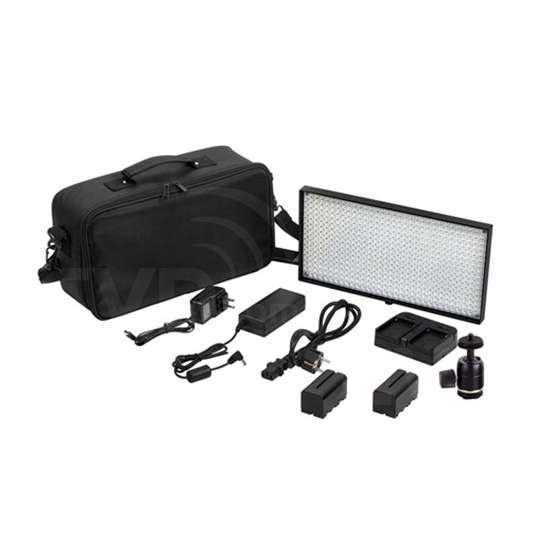 Lishuai LED508AK-2 (LED-508AK-2) 2-Head Daylight LED light Kit with Sony