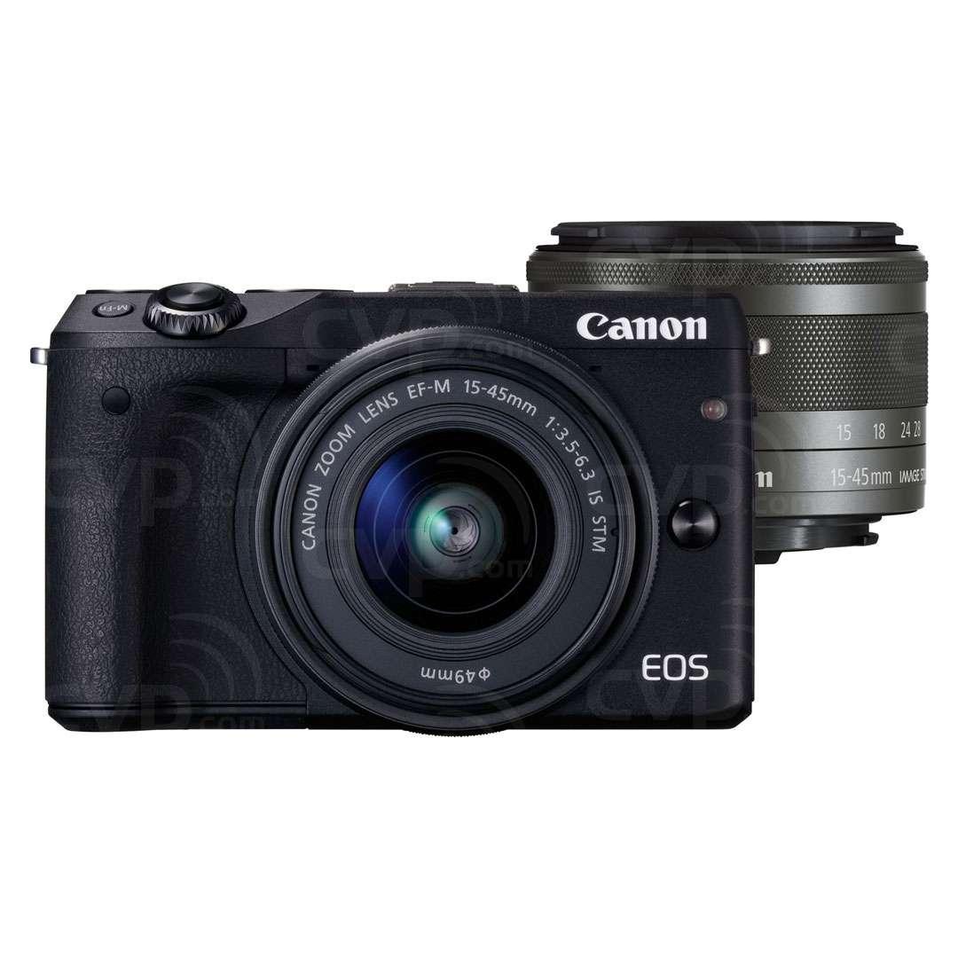 Canon EOS M3 & 15-45mm Lens