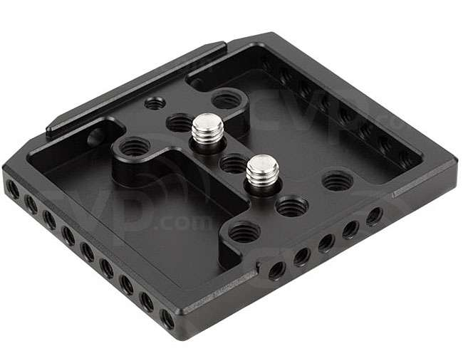 Wooden Camera Easy Riser Shim Plate for RED Weapon/Raven (p/n