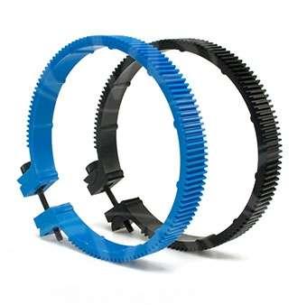 Redrock Micro 3-200-0017 (32000017) microLensGear Assembly Blue, Size D Mod
