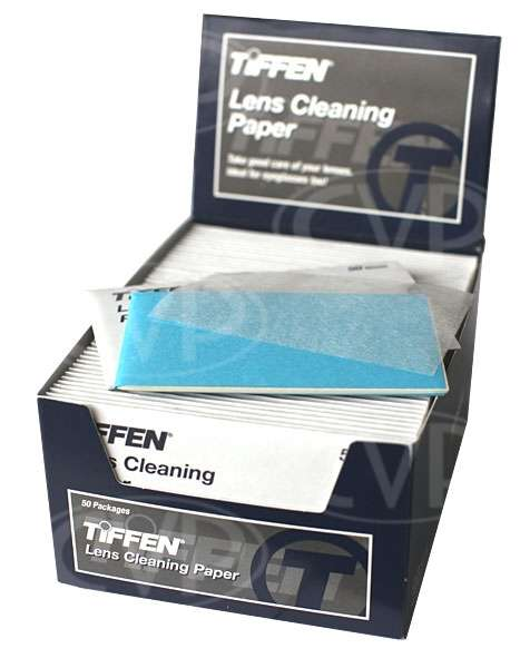 Tiffen Lens Cleaning tissue / paper - Box of 50