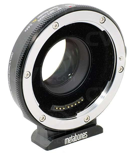 Metabones Canon EF to Micro FourThirds T Speed Booster XL
