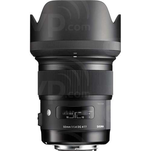 Sigma (311954) 50mm f/1.4 DG HSM A Series Art Lens