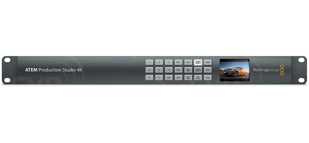 Blackmagic Production Switcher 4K