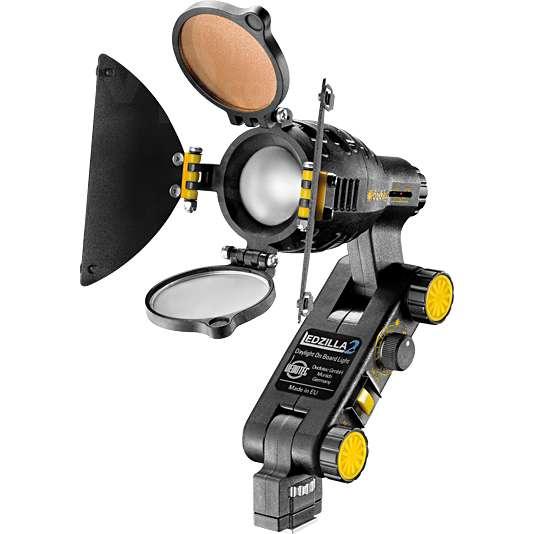 Dedolight Ledzilla2 LED Daylight Mini On Camera Light (p/n DLOBML2)