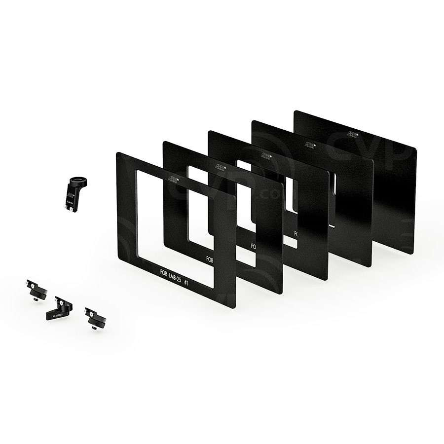 ARRI KK.0005789 (KK0005789) LMB-25 Accessory Set includes Tray Catcher, 3/8-inch