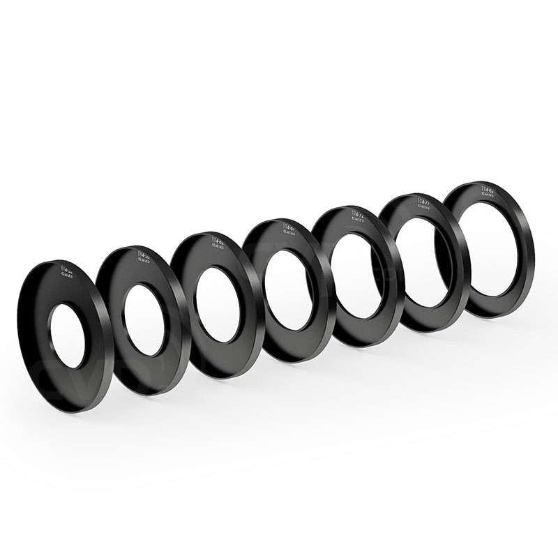 Arri K0.60131.0 (K0601310) Still Lens Clamp on Kit Pro includes