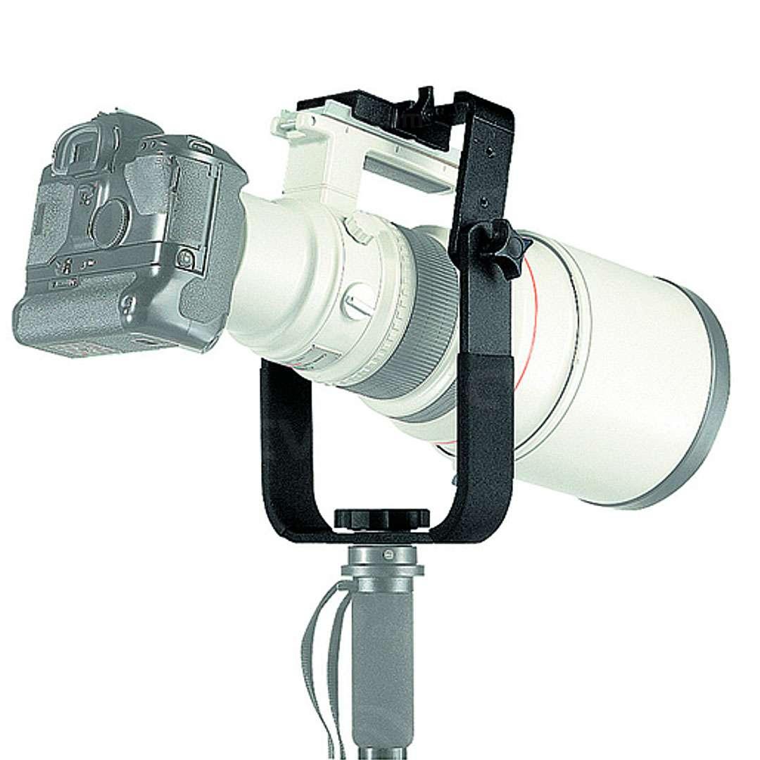 Manfrotto 393 (393) Heavy Tele Lens Supp.F/Monopod