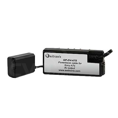 CoreSWX GP-DV-A7S24 (GPDVA7S24) Powerbase Cable for Sony A7s 24 Inch