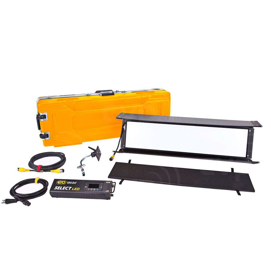 Kino-Flo Select 30 Hard Case Kit