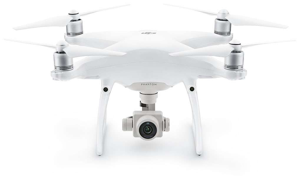DJI Phantom 4 Pro + (Pro Plus) Quadcopter