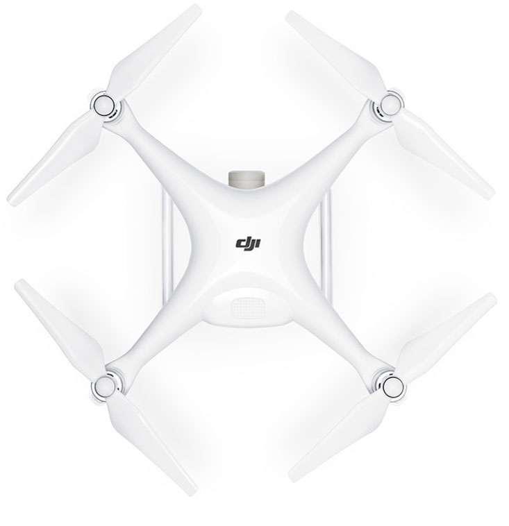 DJI Phantom 4 Pro + (Pro Plus) Quadcopter