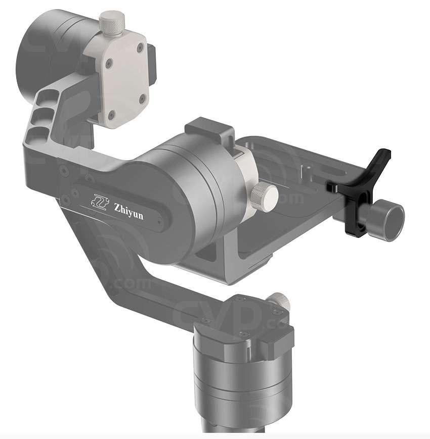 Zhiyun-Tech Lens Support