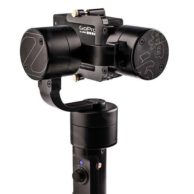 Zhiyun-Tech Evolution Professional 3-Axis Stabilizer Handheld Gimbal for Action Cameras