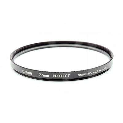 Canon 77mm Regular Protect Filter (p/n 2602A001AA)