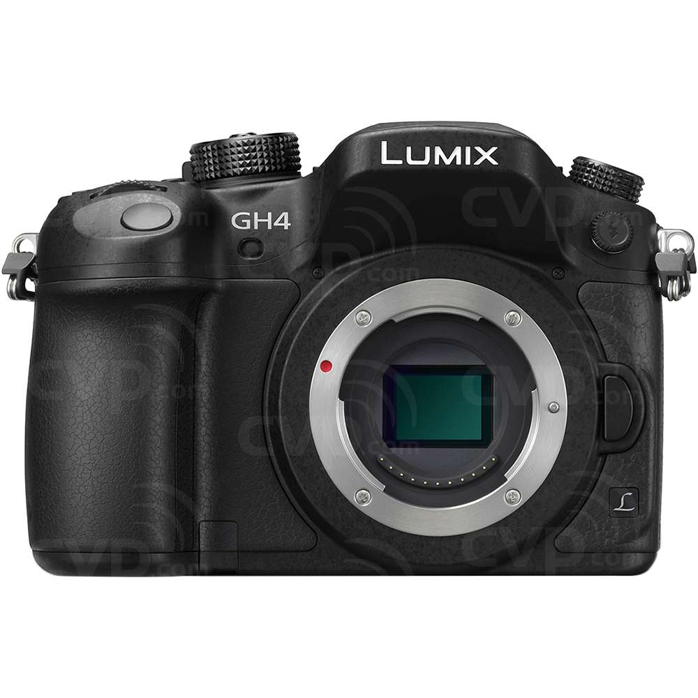 Panasonic DMC-GH4UE (DMCGH4UE) GH4 Camera Body and Video Base Unit
