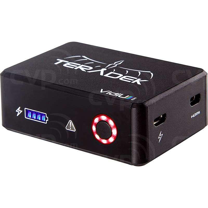 Teradek (TER-VIDIUM) VIDIUM VidiU mini Pocket sized ultra portable Webstreaming