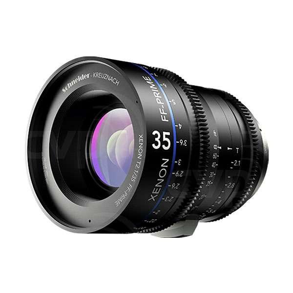 Schneider Xenon 35mm T2.1 FF Prime Lens - Canon (FT)