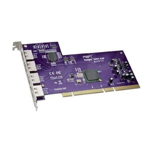 Sonnet Temp SATA X4P PCI-X Card