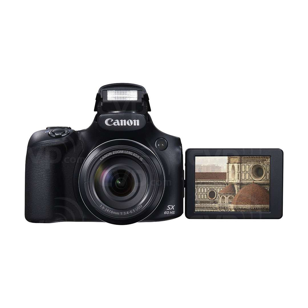 Canon PowerShot SX60 HS 16.1 MP Wi-Fi Bridge Camera (Canon