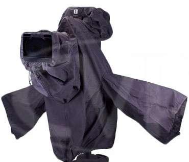 Portabrace CLK-1 (CLK1) Camera Cloak for studio/ OB camera rig (blue)