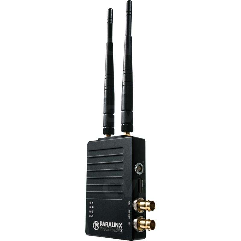 Paralinx PAR-TH2SHT (PARTH2SHT) Tomahawk2 Dual SDI | HDMI Long-Range Real-Time Wireless HD Transmission System - Transmitter