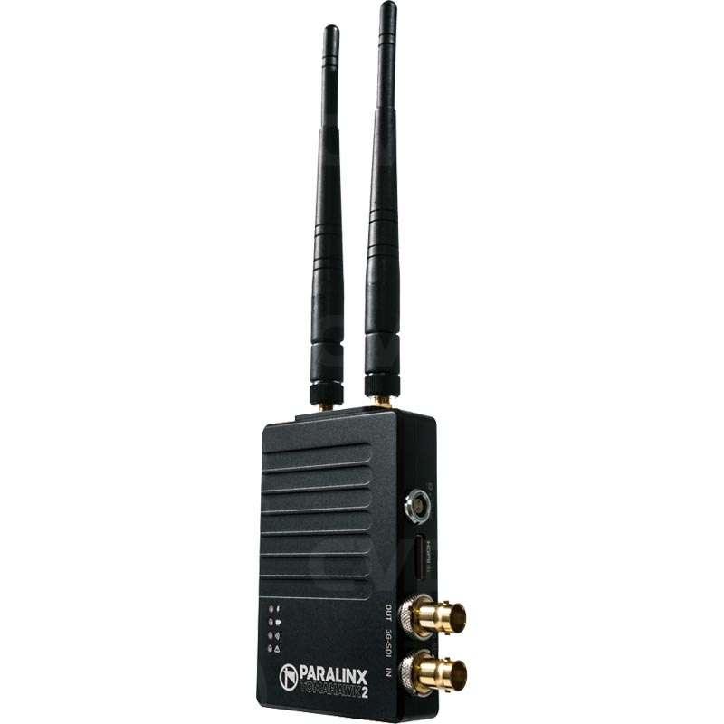 Paralinx PAR-TH2SHT (PARTH2SHT) Tomahawk2 Dual SDI | HDMI Long-Range Real-Time