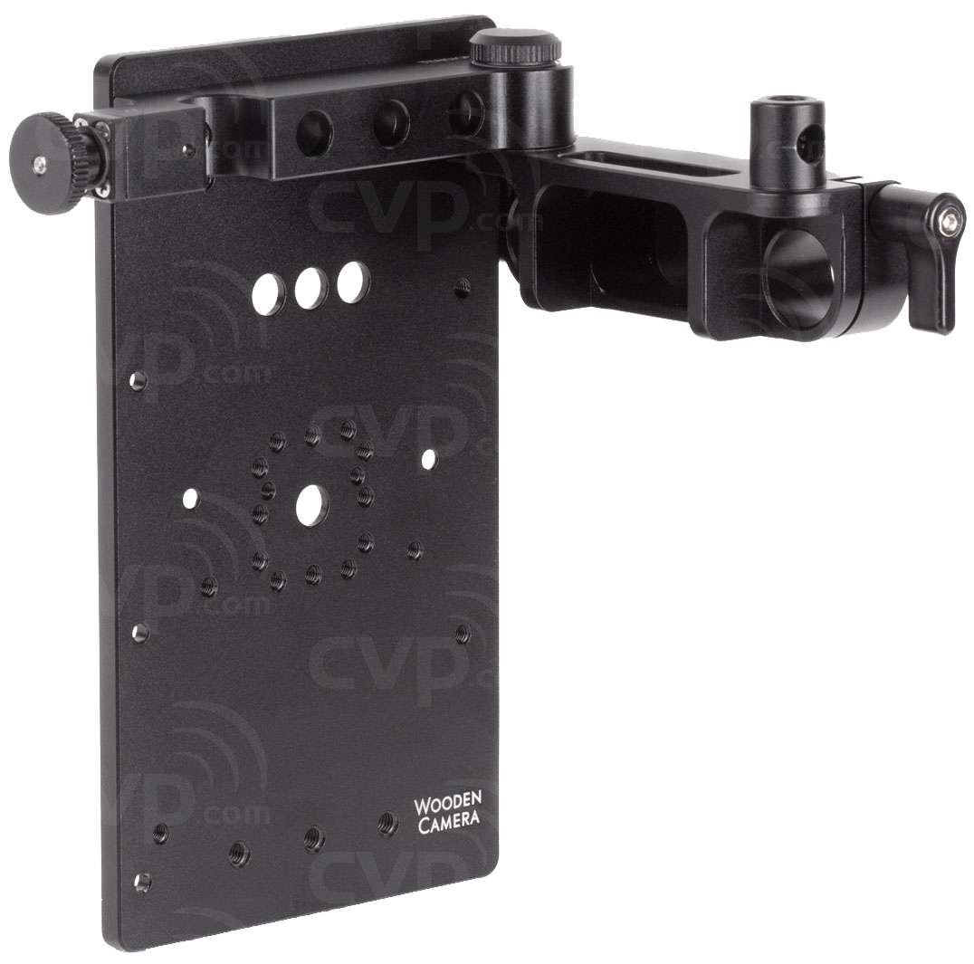 Wooden Camera Battery Swing