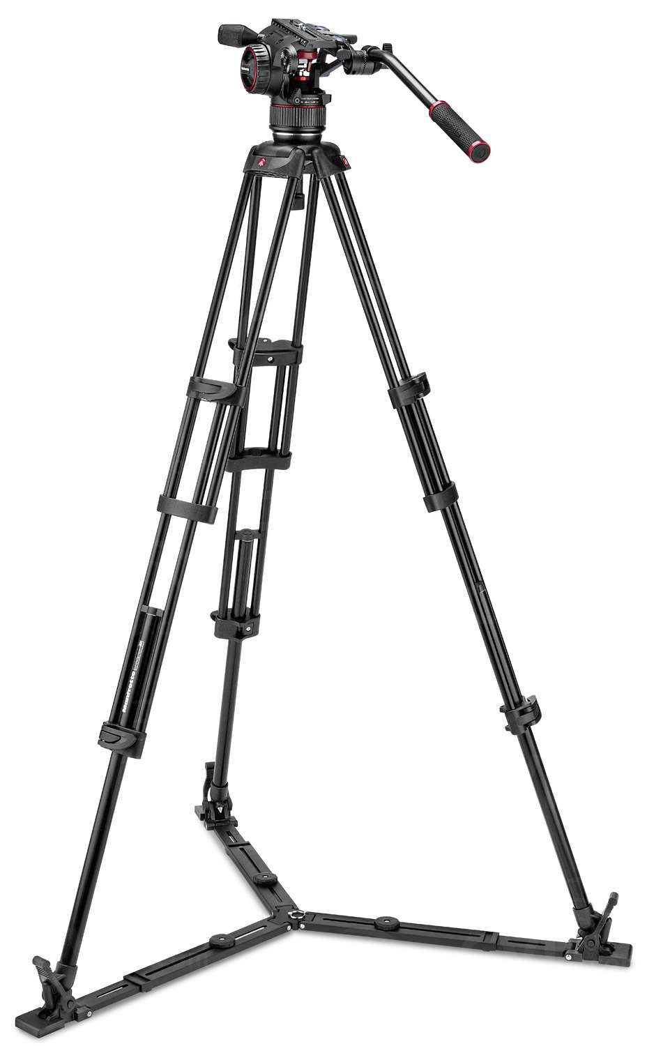Manfrotto MVKN8TWING (MVKN8TWING) Nitrotech N8 and 546GB Twin Legs