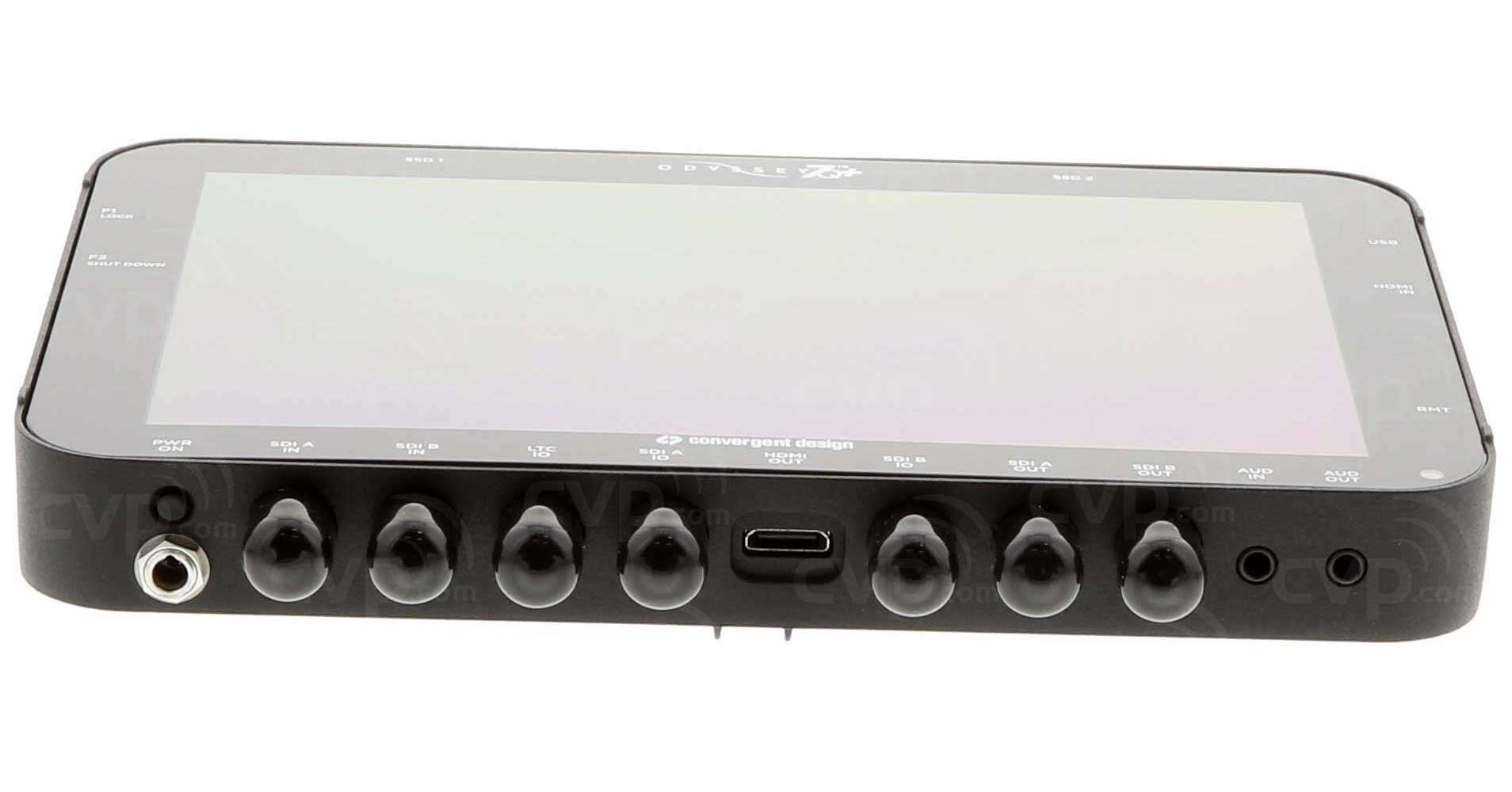 Ex-Demo CD-ODYSSEY-7Q Monitor & Multi-Format Recorder