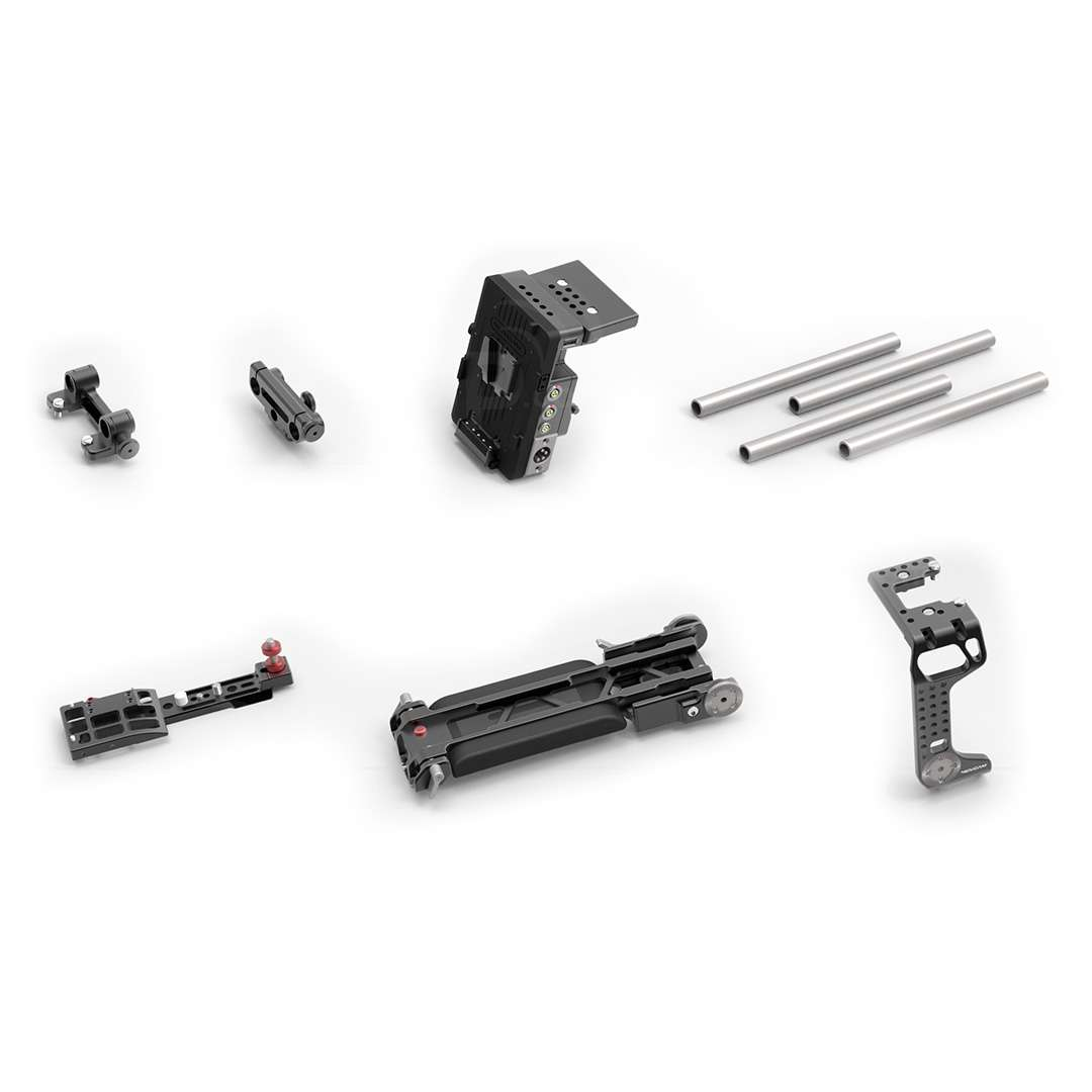 Movcam 303-2700 Base Kit for Sony PXW-FS7 including Distribution Box