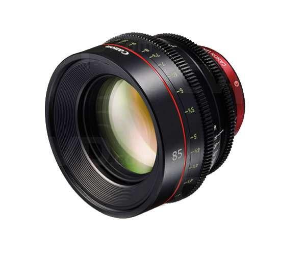 Canon CN-E 85mm T1.3 L F - Compact fixed focal