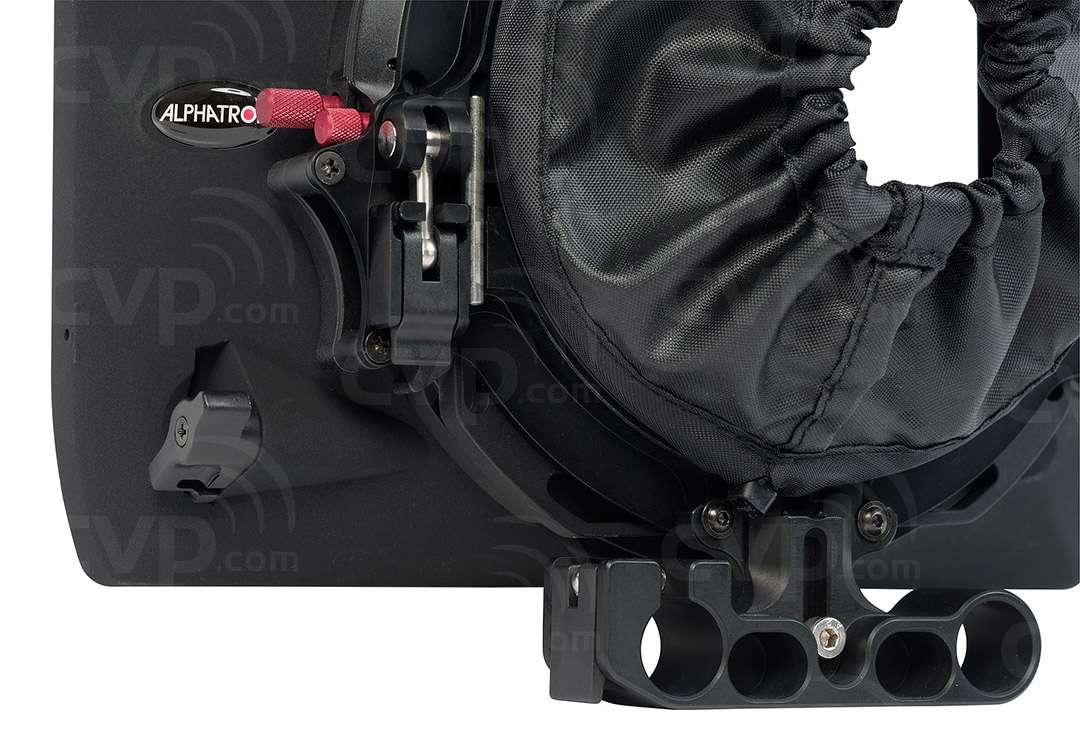 Alphatron ALP-MB-RS-4x4 (ALPMBRS4x4) Mattebox Rod Support 4x4 Mattebox Kit -