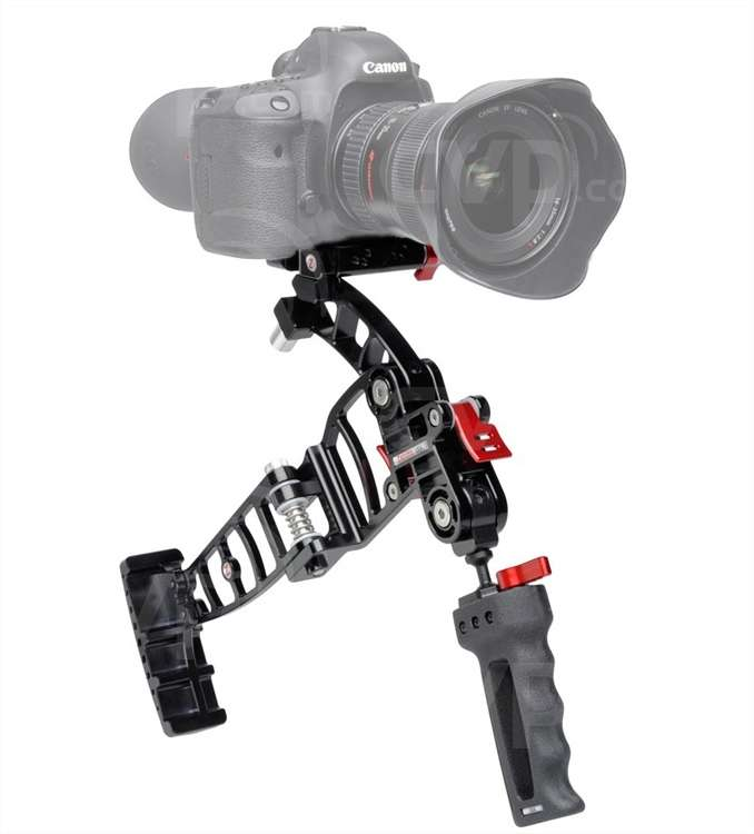 Zacuto Z-DMR (ZDMR) Marauder, Foldable Run and Gun DSLR Rig