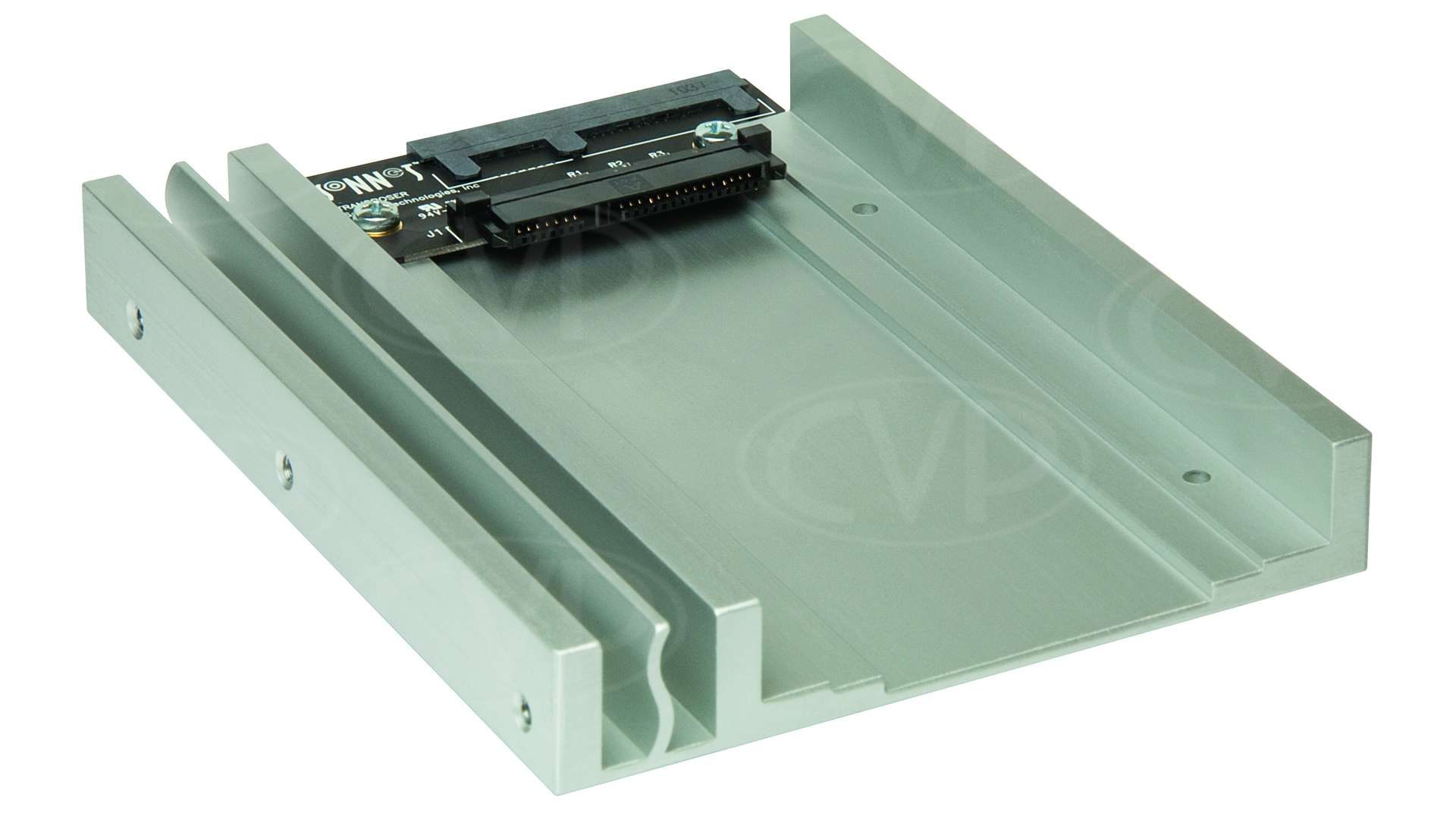 Sonnet SON-TP25STA35TA (SONTP25STA35TA) Universal 2.5-inch to 3.5-inch Drive Tray Adapter