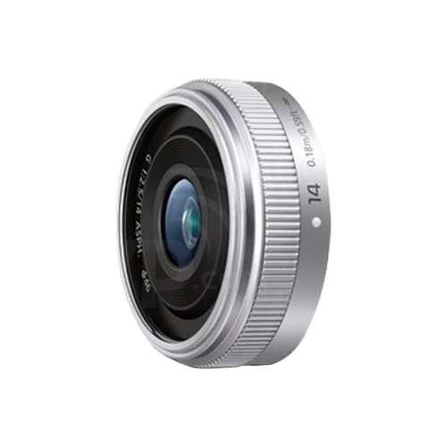 Panasonic H-H014AE-K (HH014AEK) Lumix G 14mm f2.5 MFT Single Focal