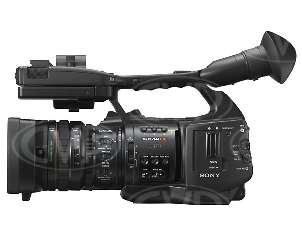 Sony PMW-EX1R -LHS View