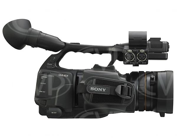 Sony PMW-EX1R - RHS view