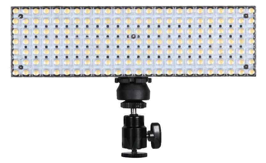 LEDGO LG-168S On-Camera Light