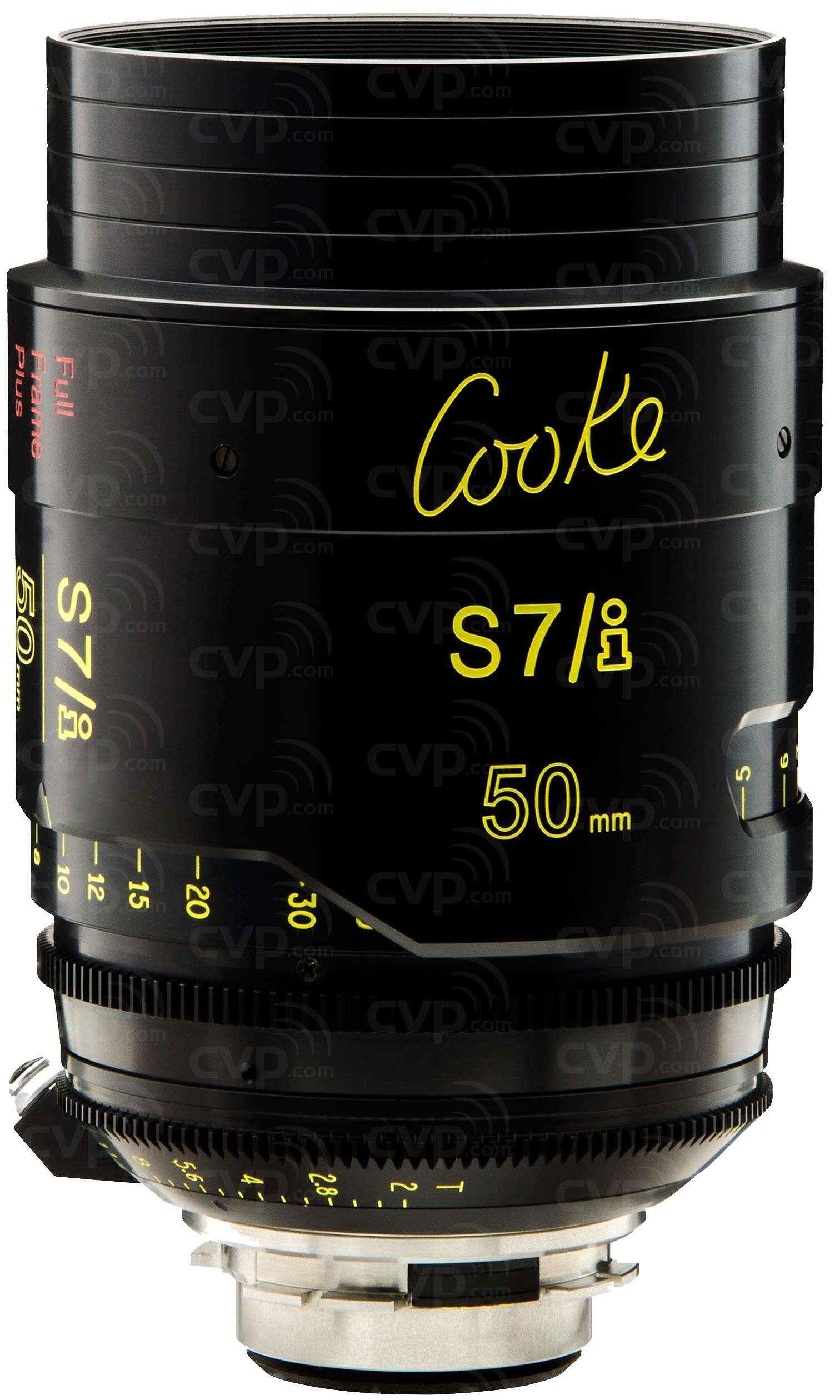 Cooke S7/i 50mm T2 - PL