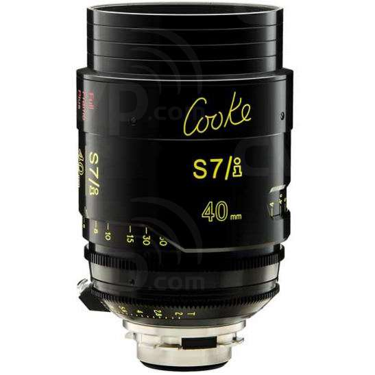 Cooke Optics S7/i 32mm T2 35mm/Super 35mm Prime Cine Lens