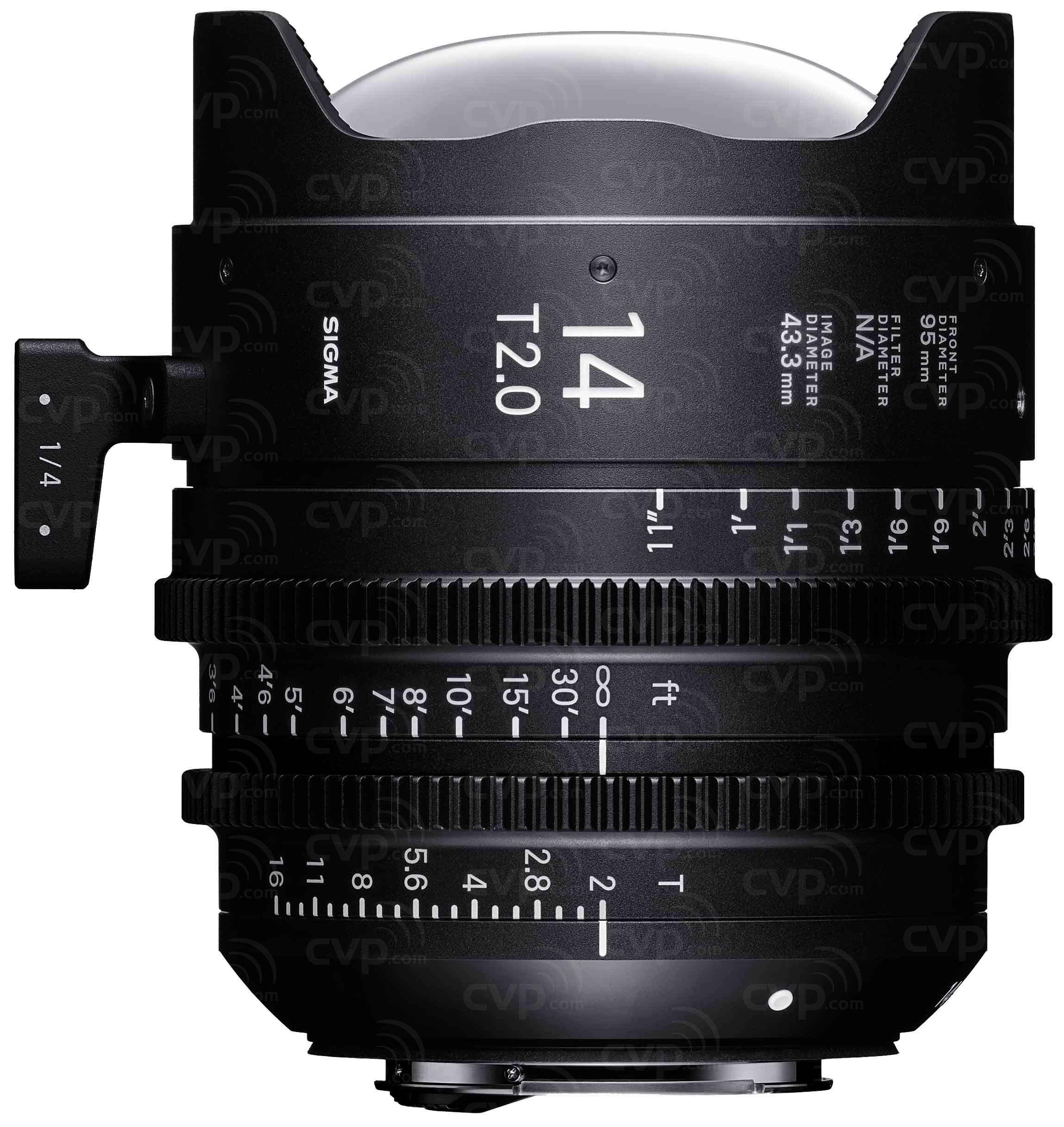 Sigma 14mm T2 - PL
