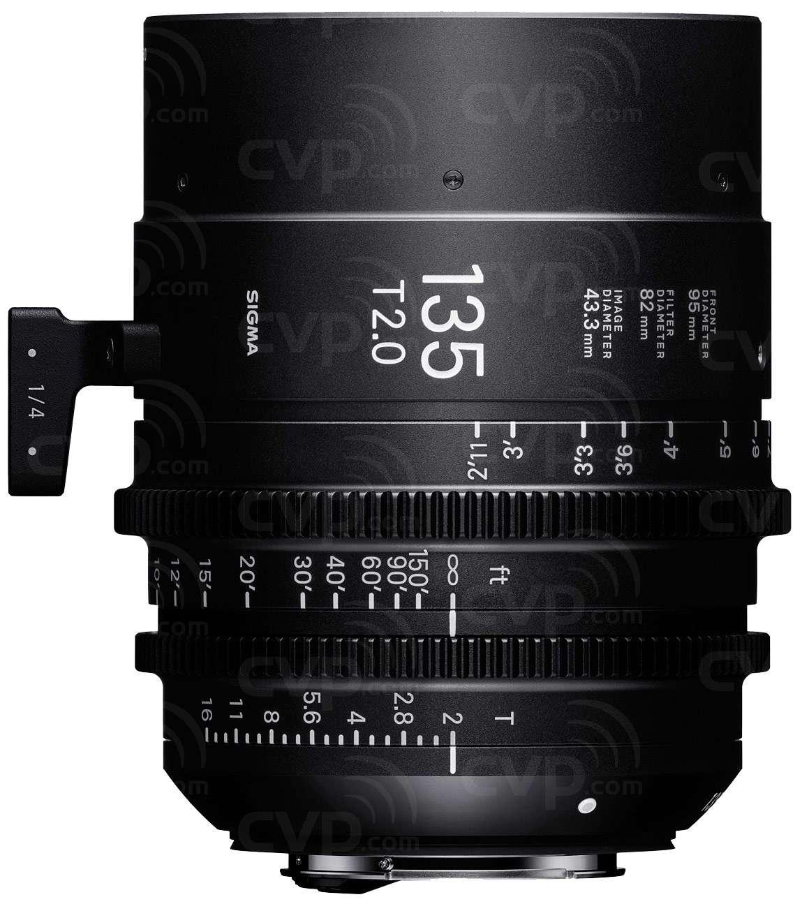 Sigma 135mm T2 FF - Sony E
