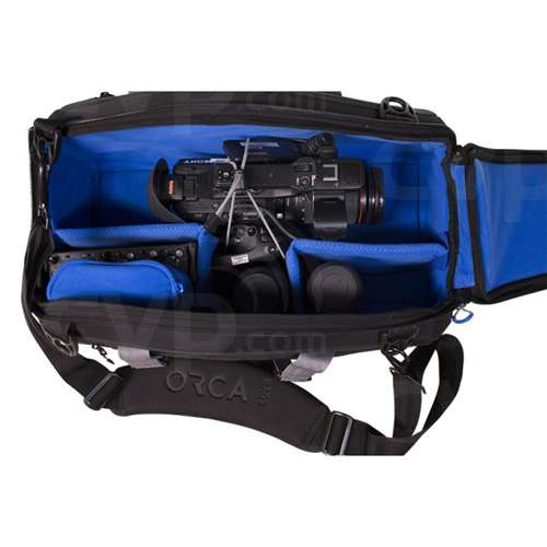 Orca OR-9 Under Cover Video Bag compatible with Sony FS-7