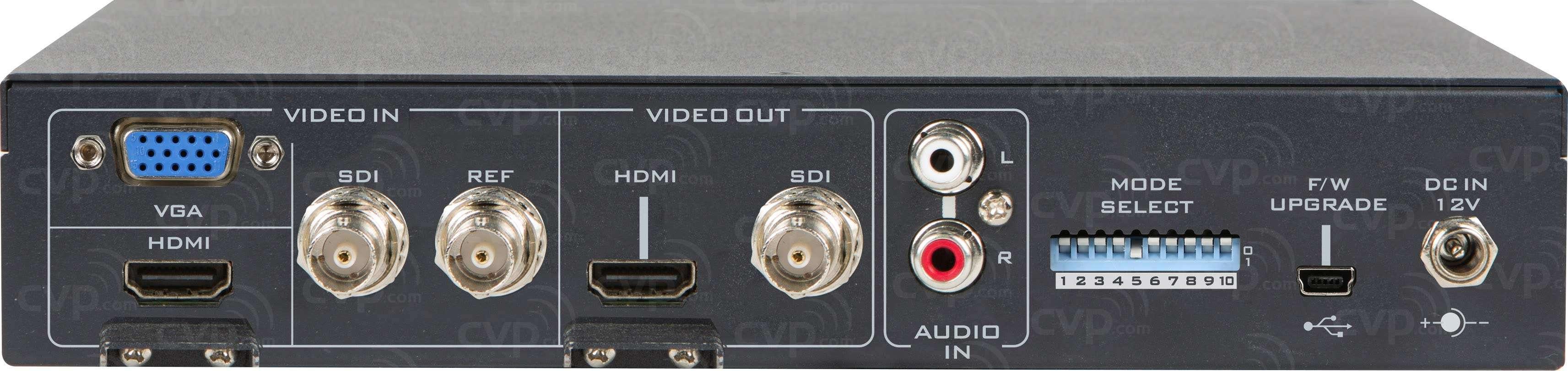 Datavideo DATA-DAC45 (DATADAC45) DAC-45 Auto-Sensing 4K Up/ Down/ Cross Converter