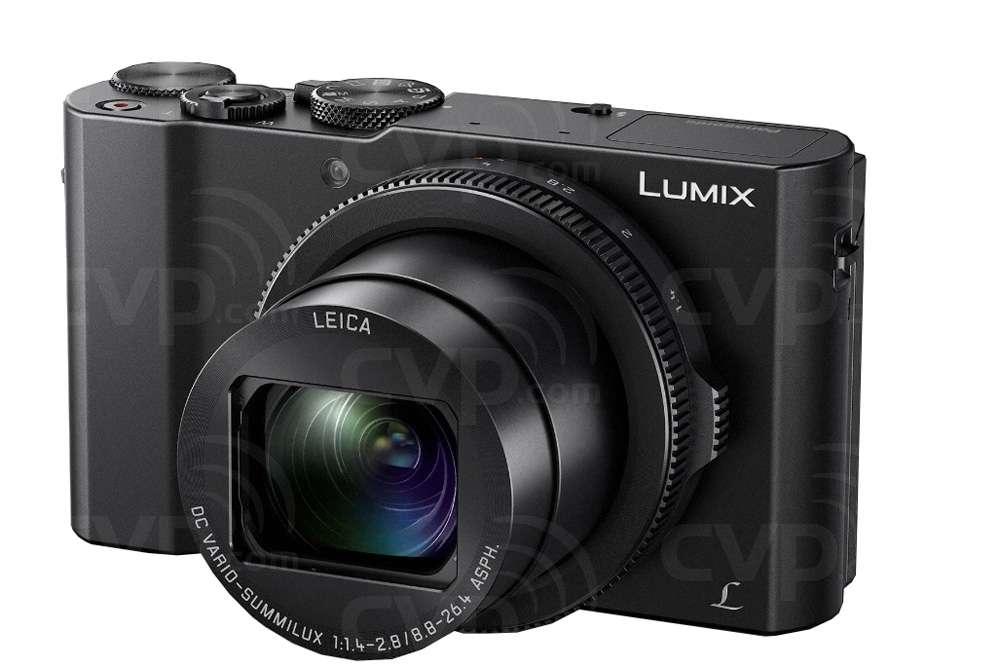 DMC-LX15  Lumix F1.4 - 2.8 Digital Compact Camera