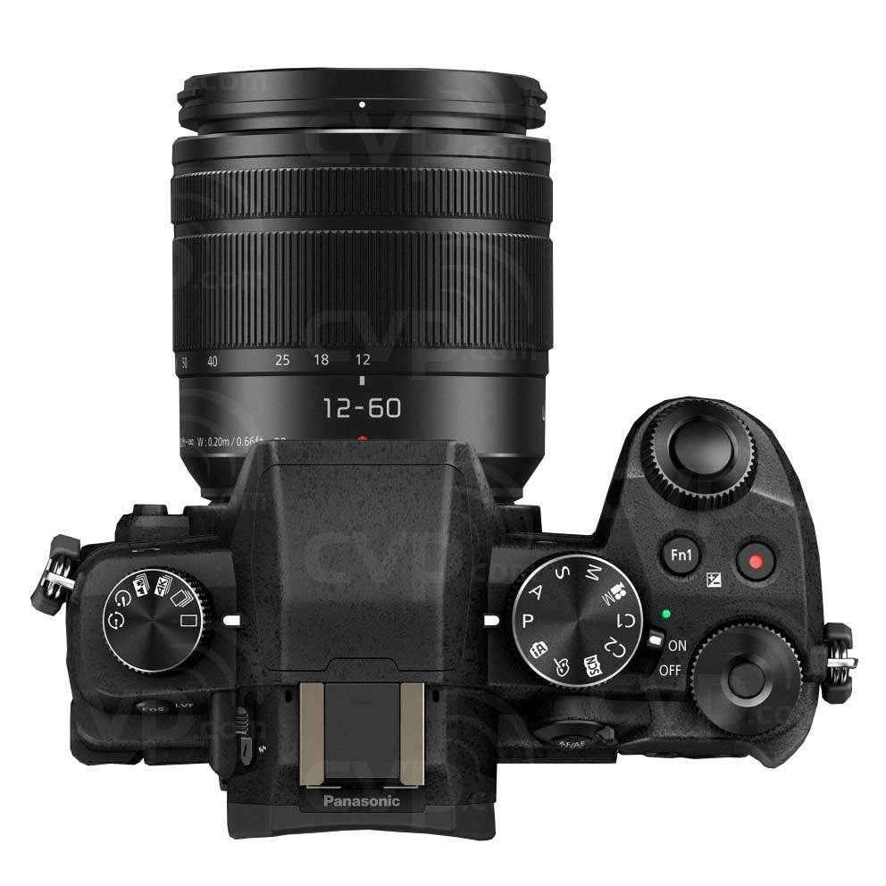 Panasonic DMC-G80M with 12-60mm