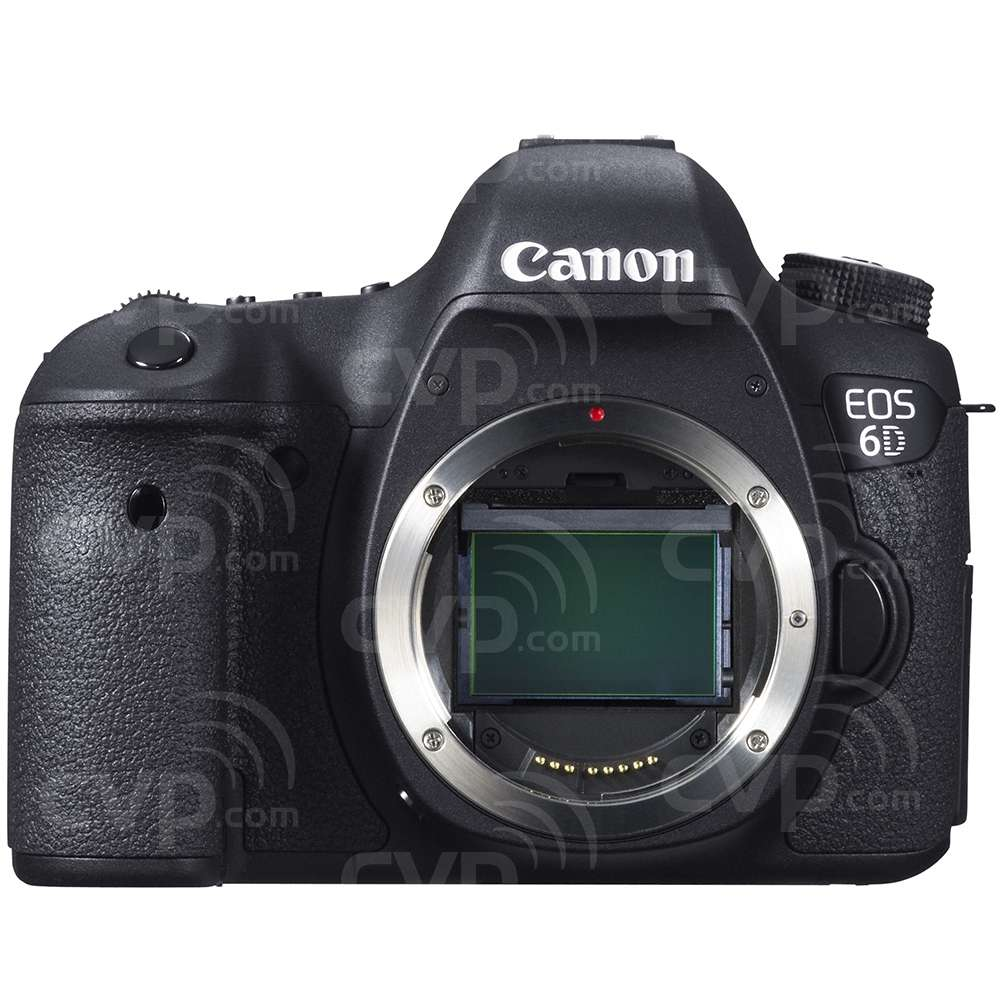 Canon EOS 6D 20.2 Megapixel digital SLR camera with CMOS